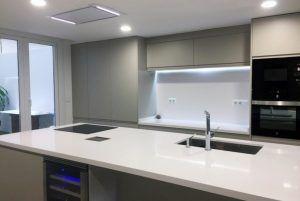 reforma cocina Sevilla - electrodomésticos