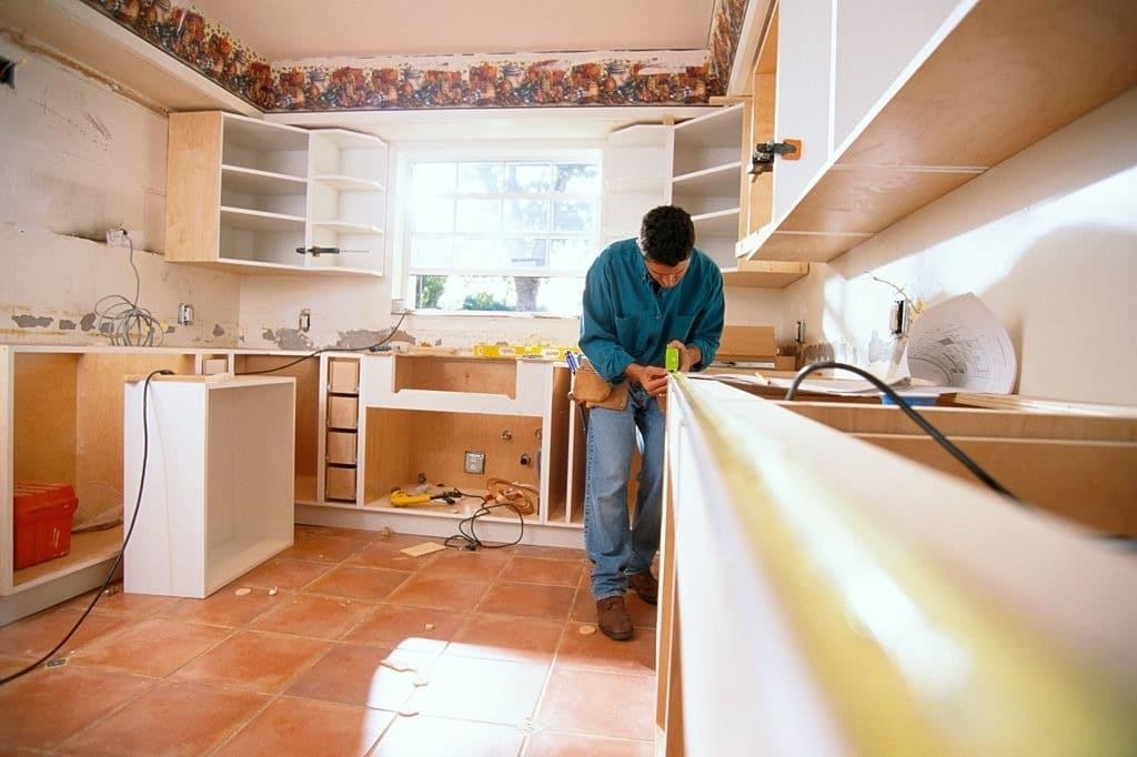 Reformando cocina en U