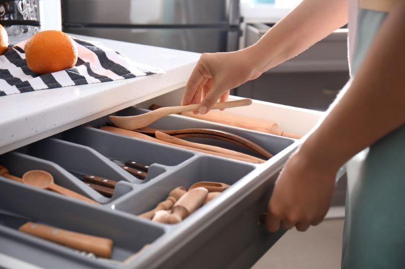 método konmari cocina