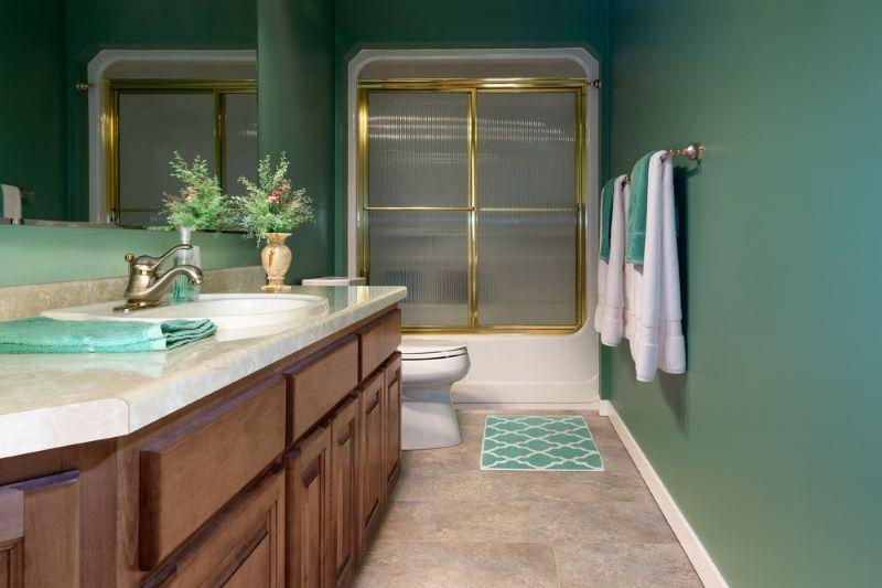 Ideas para decorar tu baño con revestimientos vinílicos
