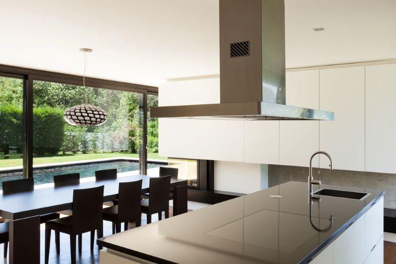 ventanas para cocinas abiertas